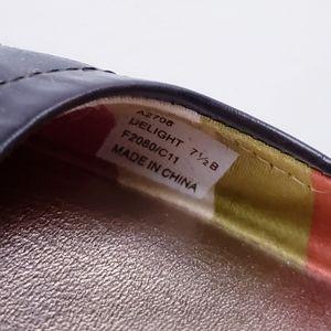 Coach Shoes - ⬇️Coach Delight Black Ballet Flats Size 7.5
